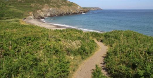 Kennack Sands, The Lizard, Cornwall