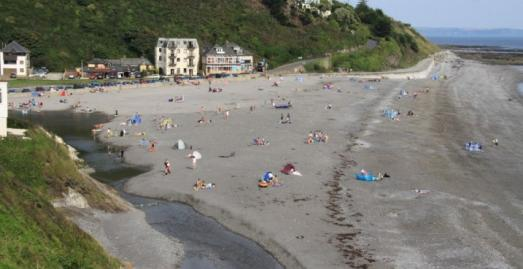 Seaton Beach, Looe, Cornwall c James Penman