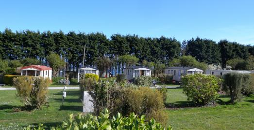 Caravan site Cornwall | Silver Sands Holiday Park