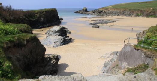 Trevone Bay Beach | Padstow | Beaches in Cornwall c James Penman