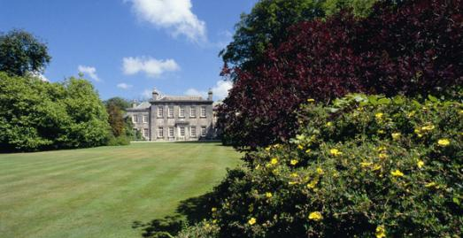 Gardens in Cornwall, Trewithen Garden and House, near Truro