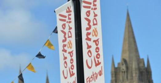 Cornwall Food and Drink Festival | Truro | Cornwall