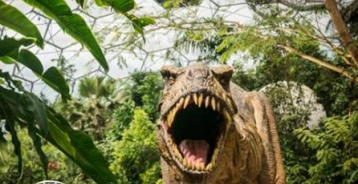 Dinosaurs Unleashed | Eden Project | Cornwall