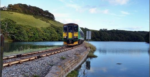 Terras Crossing | Looe | Train