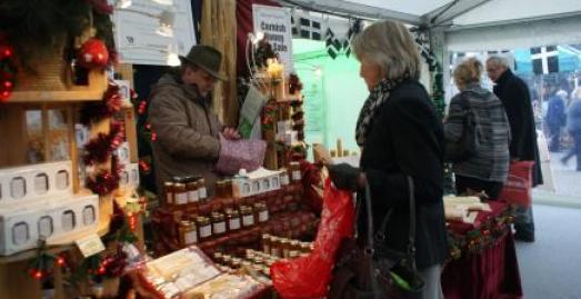 Made in Cornwall Christmas Fair