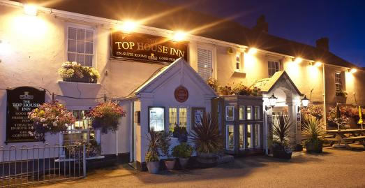 The Top House Inn, The Lizard, Helston, Cornwall