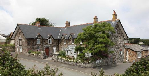 Bed and breakfast in Boscastle Cornwall - The Old Coach House