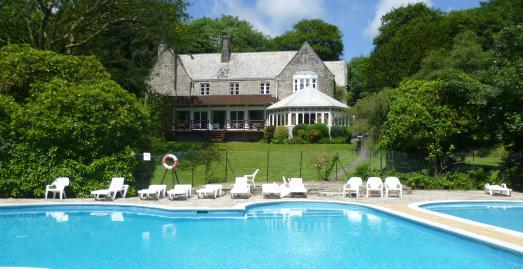 Lanteglos Country House Hotel, Villas & Lodges, Camelford
