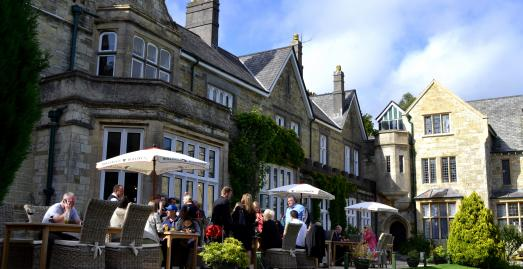Hotel in Cornwall | The Alverton | Truro | Cornwall
