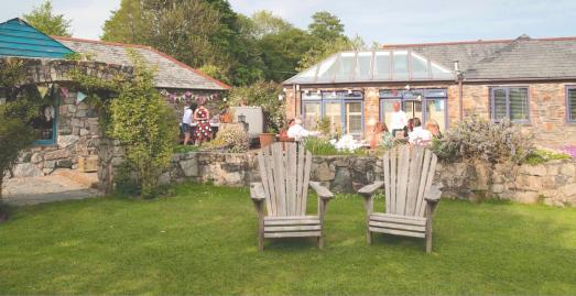 Honeymoons in St Austell Cornwall | Lower Barns Boutique B&B