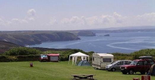 Cornwall camping caravan park | Beacon Cottage Farm Touring Park | St Agnes
