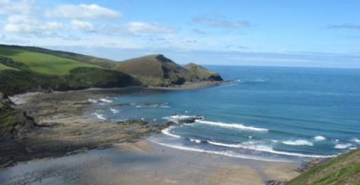 Burngullow, Crackington Haven, Bude, Self Catering, Cornish Cottages