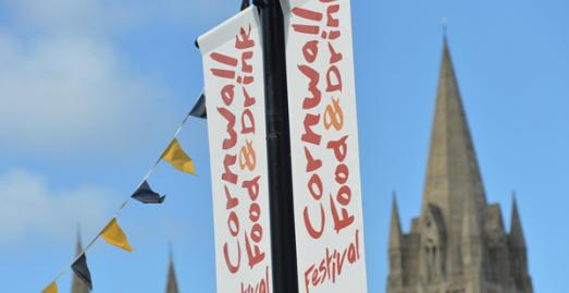 What's on in Cornwall | Great Cornish Food Festival | Cornwall Food & Drink Festival | Truro