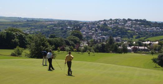 Golf clubs in Cornwall | Launceston