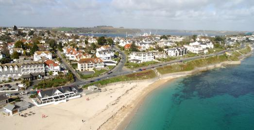 Gylly Beach Cafe, Food, Restaurant, Falmouth, South Cornwall