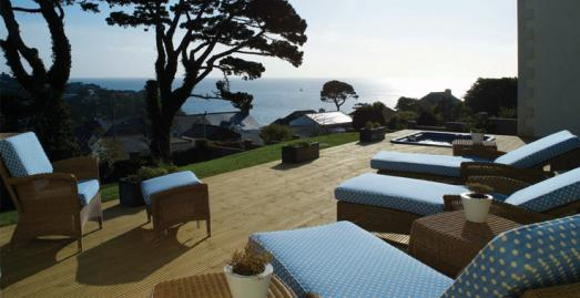 Foyer Hotel Cornwall : Spa breaks days holidays in cornwall official