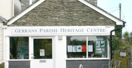 Gerrans Parish Heritage Centre, The Roseland