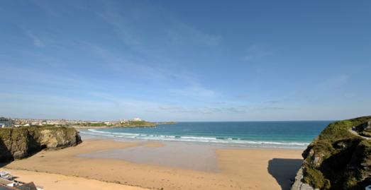Hotels in Newquay Cornwall - Hotel Bristol
