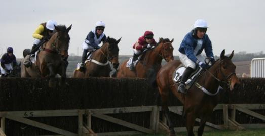 East Cornwall Hunt Point to Point Meeting, Liskeard, Cornwall