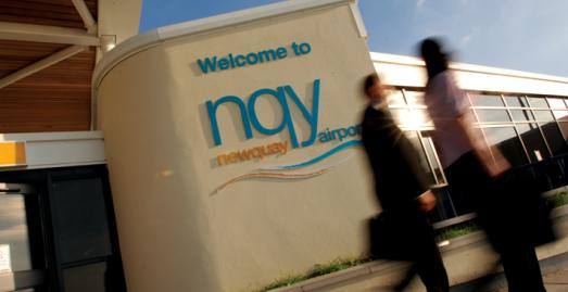 Newquay Cornwall Airport | Fly direct to Cornwall