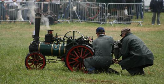 Padstow Vintage Rally & Country Fair   Cornwall