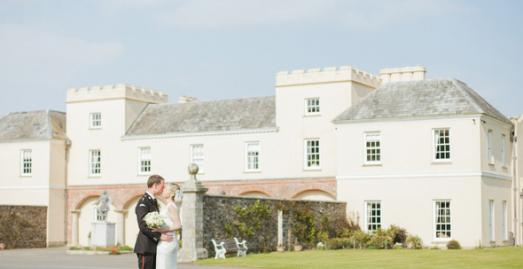 Wedding Venue in Cornwall | Pentillie Castle and Estate | Saltash | Cornwall