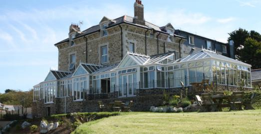 Porth Veor Manor, Newquay, Cornwall