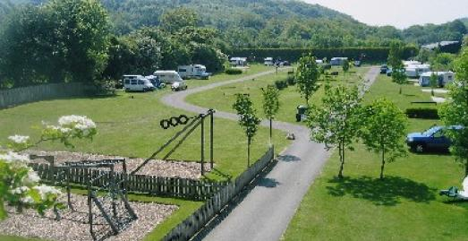 Camping site in Cornwall | River Valley Holiday Park Cornwall