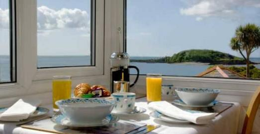 Seaview Bed and Breakfast in Looe Cornwall