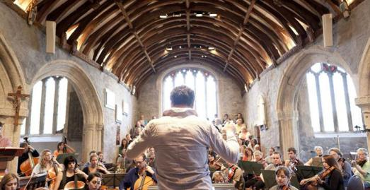 St Endellion Summer Music Festival | Cornwall