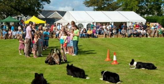 Whats on in Cornwall | St Ewe Country Fair | St Austell