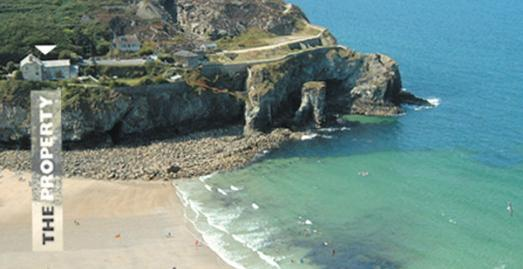 Self Catering St Agnes Cornwall | Trevaunance Point Apartments