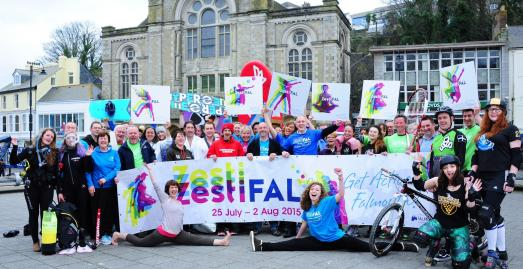 Zestifal | Falmouth | Health | Lifestyle | South Cornwall