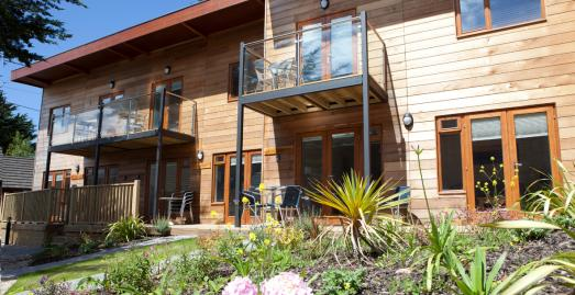 Self catering in Cornwall | Towan Valley | Porthtowan
