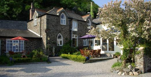 Boscastle bed and breakfast Cornwall | Valency
