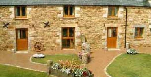 Trendrean Farm Barns | St Newlyn East | Cornwall