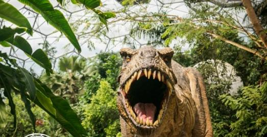 Eden Project | Dinosaur Unleashed | Cornwall