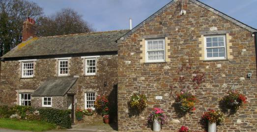 Bocaddon Farm | Farmhouse B&B | Lanreath | Cornwall