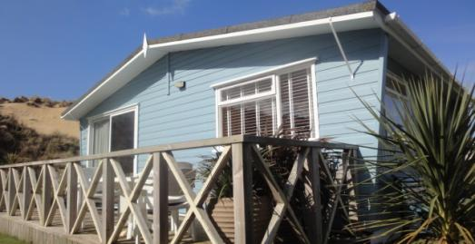 Twice As Nice Chalets, Hayle, Cornwall