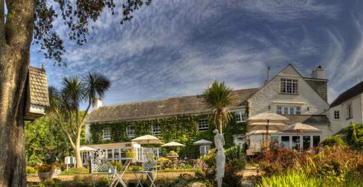 Hotels in Looe Cornwall | Talland Bay Hotel | Polperro