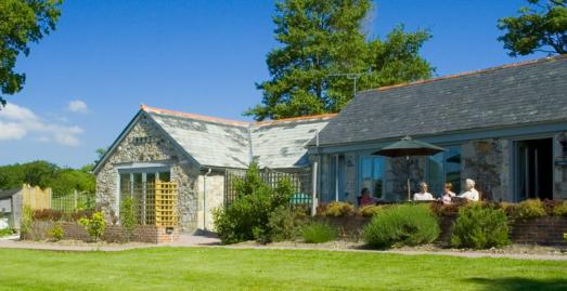 Poltarrow Farm Self Catering Cottages | St Austell | Cornwall
