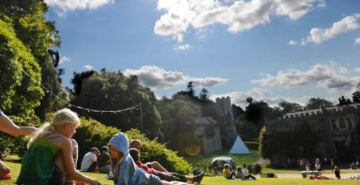 What's on in Cornwall | Port Eliot Festival | Port Eliot | St Germans | Saltash Cornwall