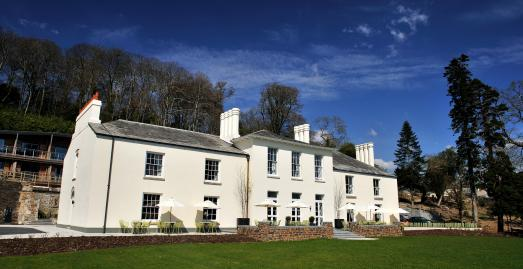 Hotels in Cornwall | The Cornwall Hotel and Spa | St Austell