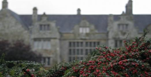 Trerice House, What's on, Newquay, North Cornwall, Christmas