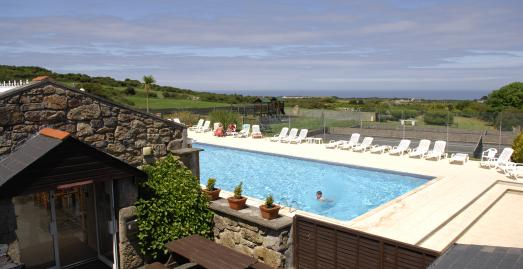 Carvan and Camping Park Cornwall | Polmanter | St Ives