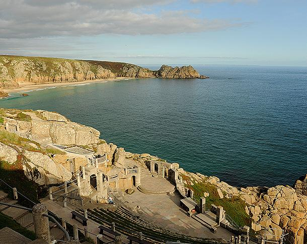 Minack Theatre by Bob Berry