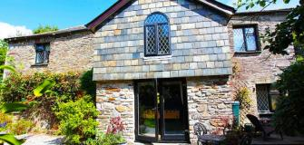 Self catering in the Tamar Valley, Cornwall, accommodation