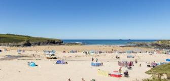 Best beaches for families, Cornwall, holiday inspiration, travel