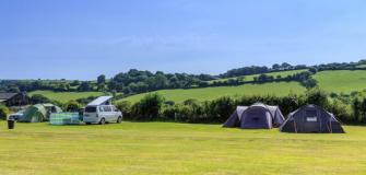 Campsites and holiday Parks, Cornwall, holiday accommodation