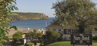 Hotels on the Roseland, Visit Cornwall